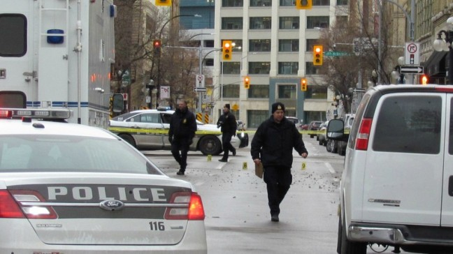 Winnipeg man charged for death of brother's killer during feud between gangs
