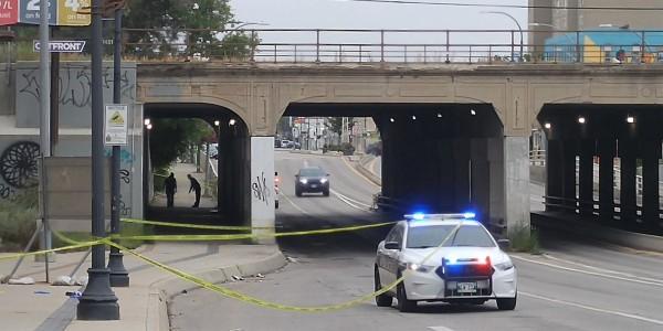 Main street underpass NPF